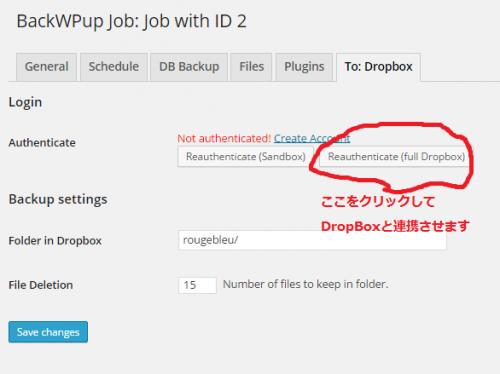 BackWPup-to-Dropbox